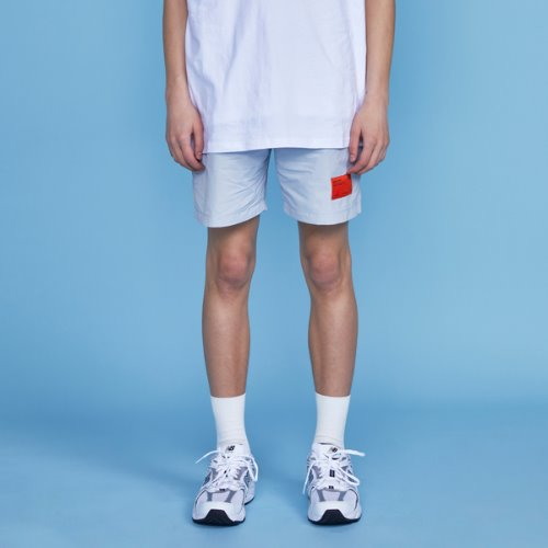 BC LABEL SHORT PANTS CETBMTP05GY