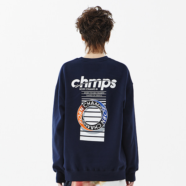 CHMPS ONE CREWNECK CETDMMT03NA
