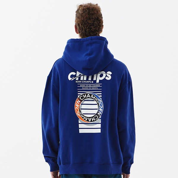 CHMPS ONE HOODY CETDMHD03BL